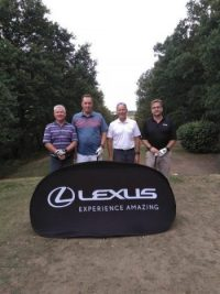 Saul Fairholm Charity Golf Day at Retford